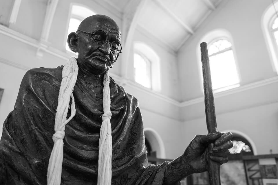 Gandhi Jayanti Social Media Posts