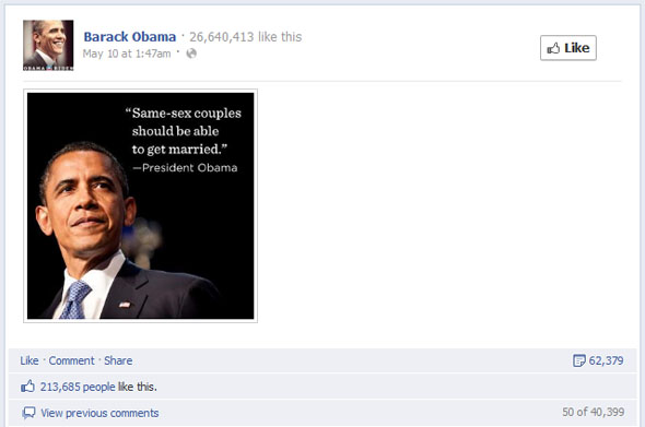 Engaging Obama Post